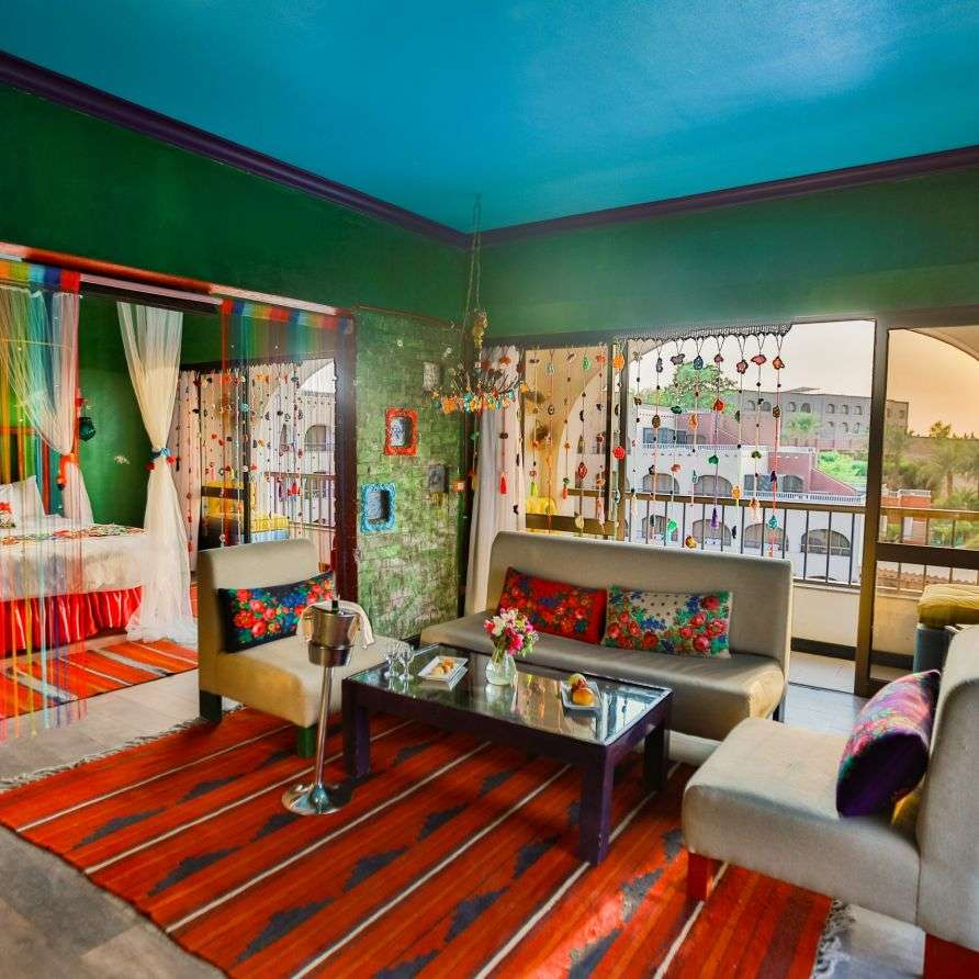 The Boho Suite